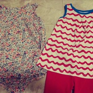 2 Adorable toddler summer outfits!